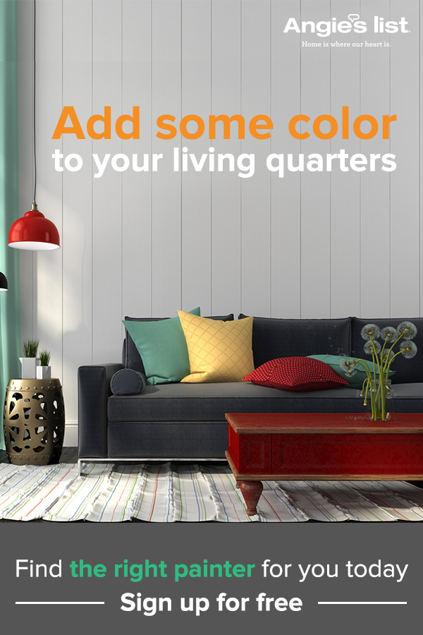 Finding Some Spots Of Bright Color At >> Surprising Spots To Add Accent Paint Colors Home Colours Diy