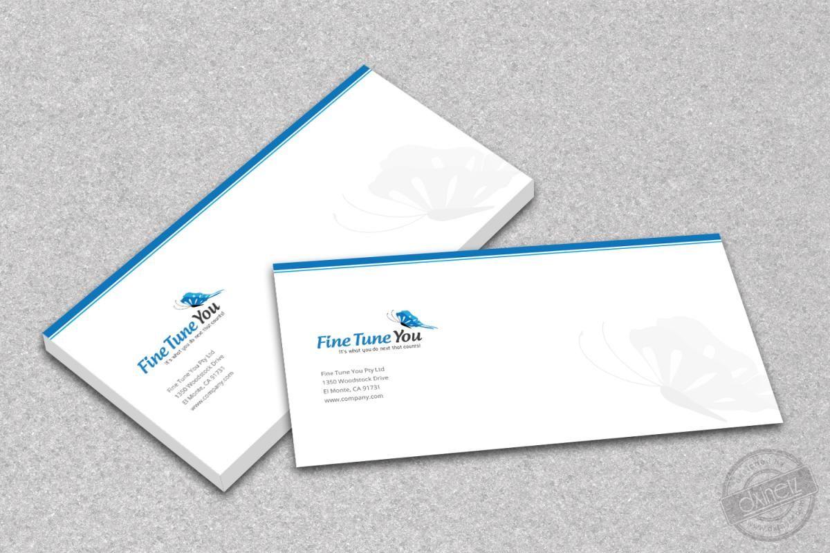 Business Envelope Design Envelope Design Template Business