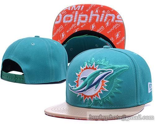 f9bcfb3d365 ... best price cheap wholesale miami dolphins nfl big sideline snapback  hats pu leather brim for slae