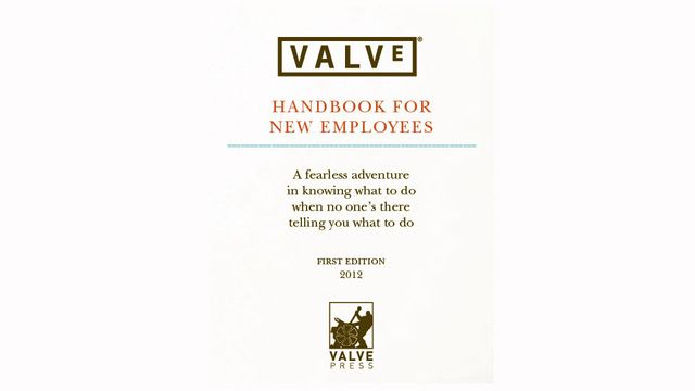 Read ValveS Employee Company Handbook ItS Amazing Update