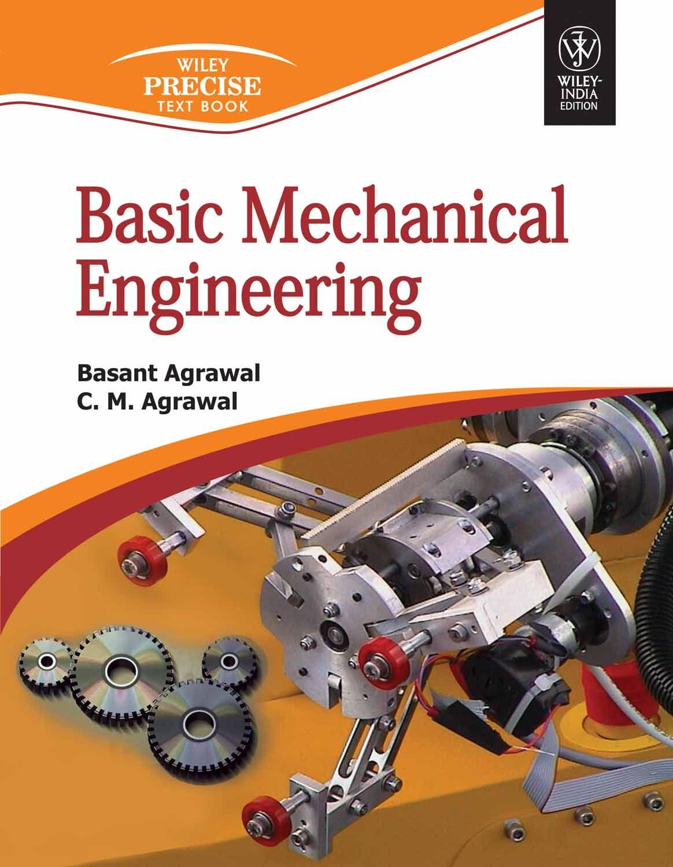 Basic mechanical engineering boundary value problems cim design of