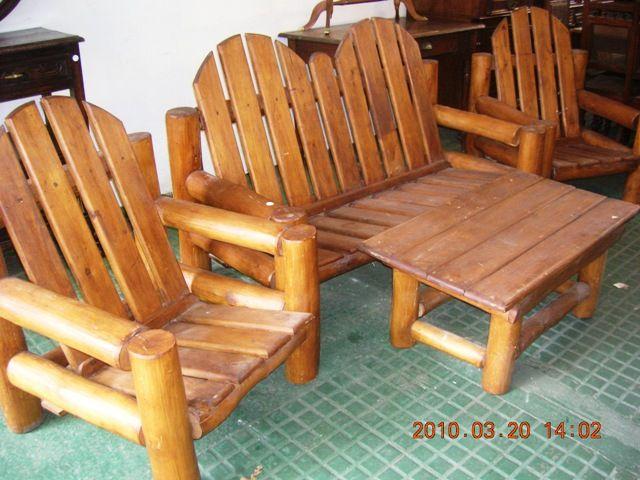 Muebles Rusticos De Madera Buscar Con Google Sillon De Madera Muebles De Madera Madera