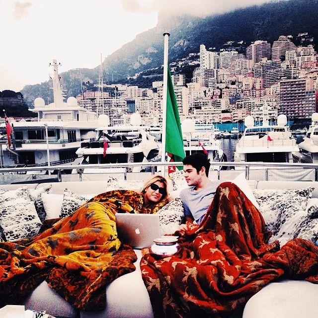 Spending the beginning of the season in Monaco by robertcavalli