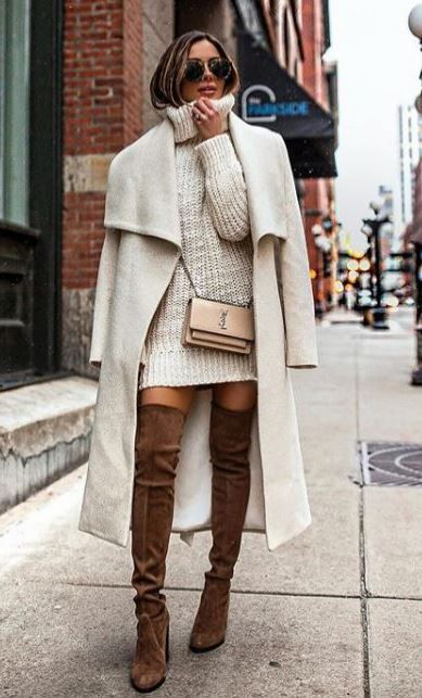 15 Winter Fashion Tips by Instagram's Most Stylish Influencers #winterfashion
