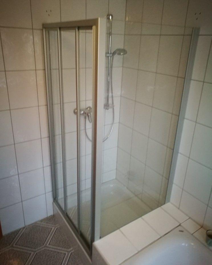 Kermi Ibiza Schiebetür mit Seitenwand Aufmaß und Montage Pinterest - schiebetür für badezimmer