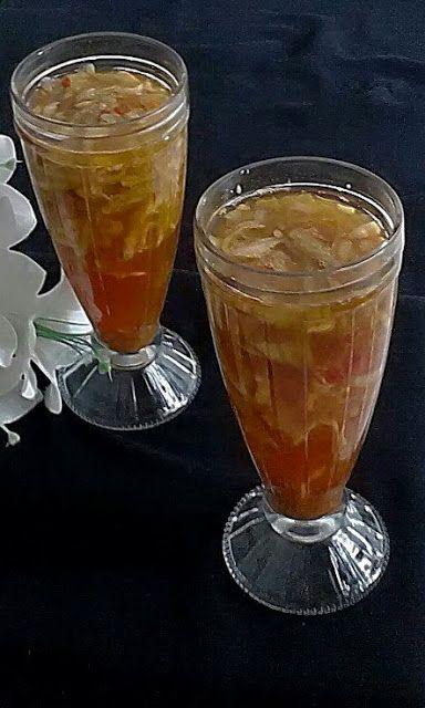 Rujak Gobet Rujak Serut By Irma Dieah Kuliner Nusantara Resep Masakan Indonesia Minuman Smoothies Cemilan
