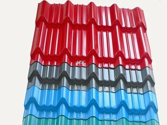 Best Color Steel Roofing Sheet ,Tile Sheet, Metal Tile Sheet 640 x 480