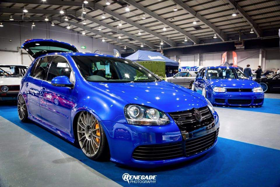 Vw Golf Mk5 R32 Two Door Stance Slammed Lowered On Oz Volkswagen Vw Volkswagen Volkswagen Golf
