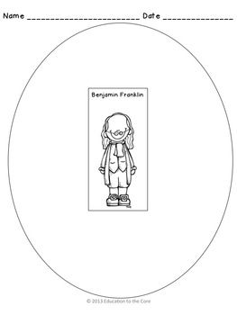 FREE Inventors Graphic Organizers [Education to the Core