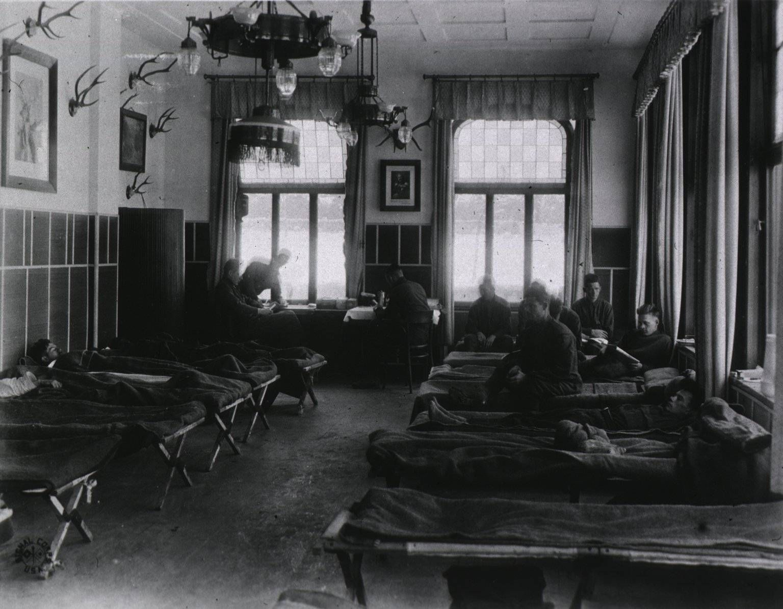 Spanish Flu Pandemic Pictures