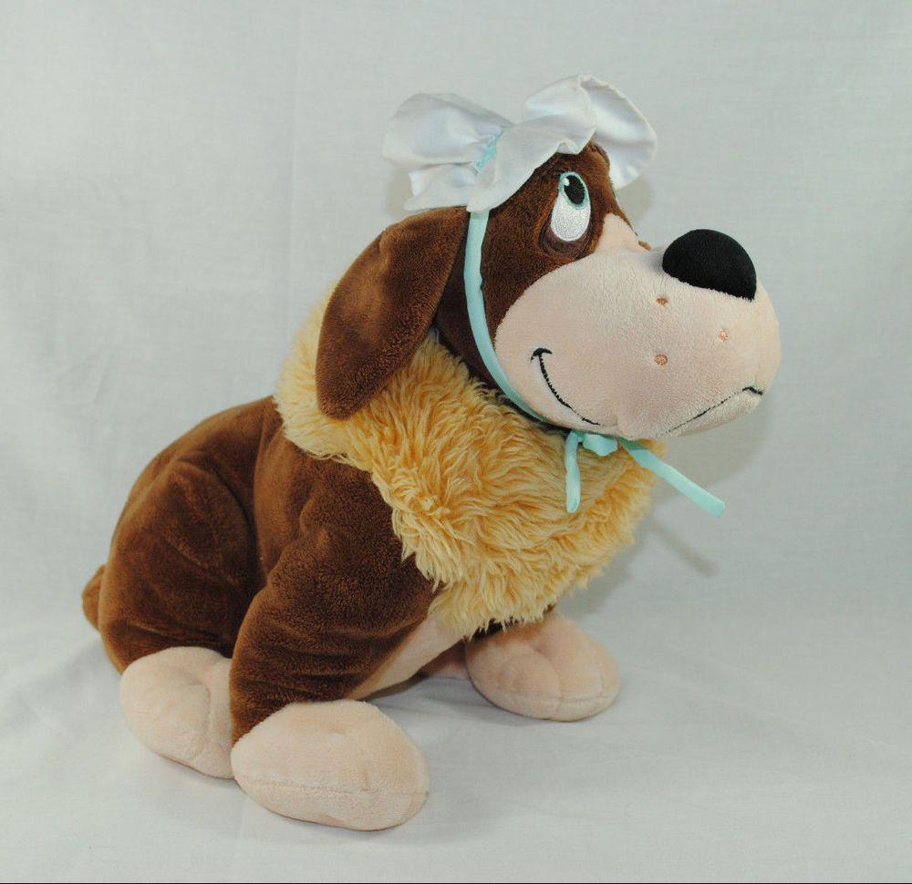 Disney Store Exclusive Nana Newfoundland Dog Plush Stuffed Animal