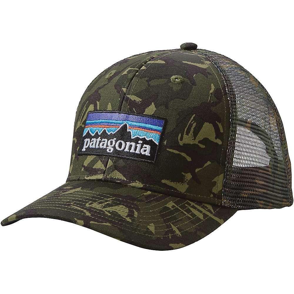 db9d9b03b Patagonia P6 Trucker Hat | Products | Baseball hats, Patagonia hat ...