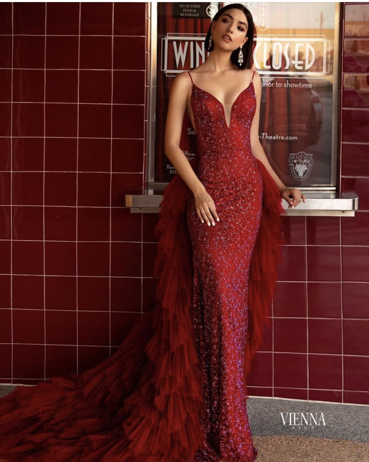 Vienna Prom 9998 Formal Dresses Long Gorgeous Gowns Short Gowns [ 1553 x 1242 Pixel ]