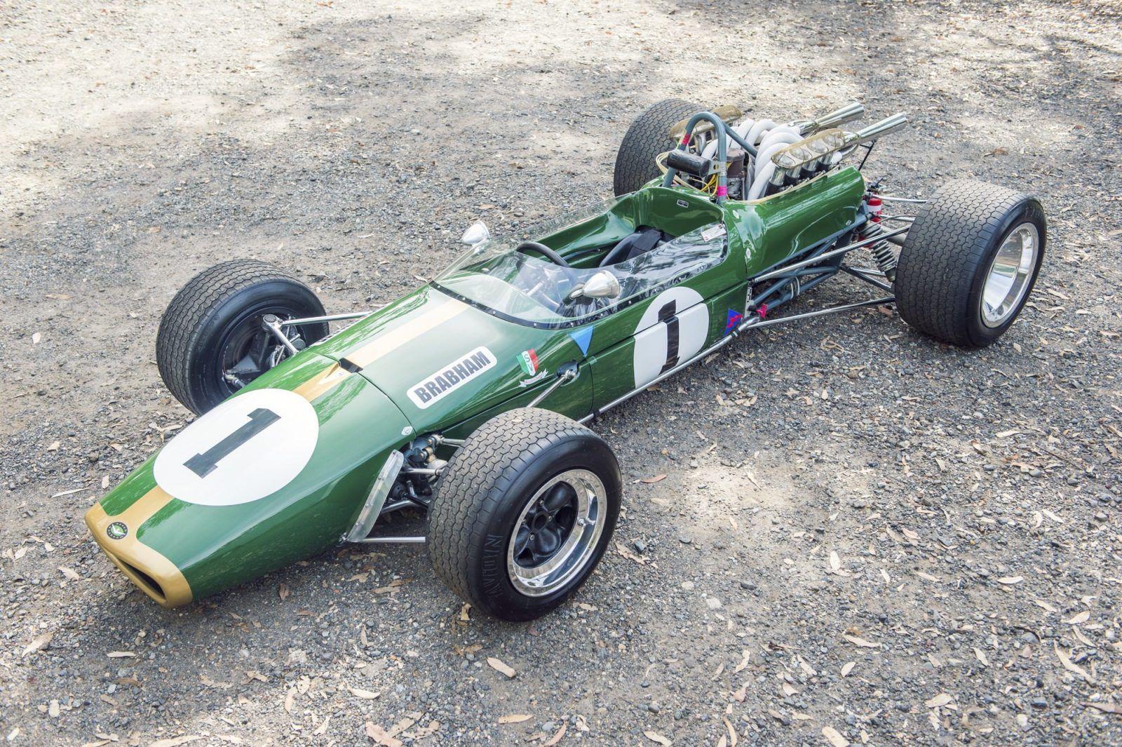 Brabham Repco BT23A-1