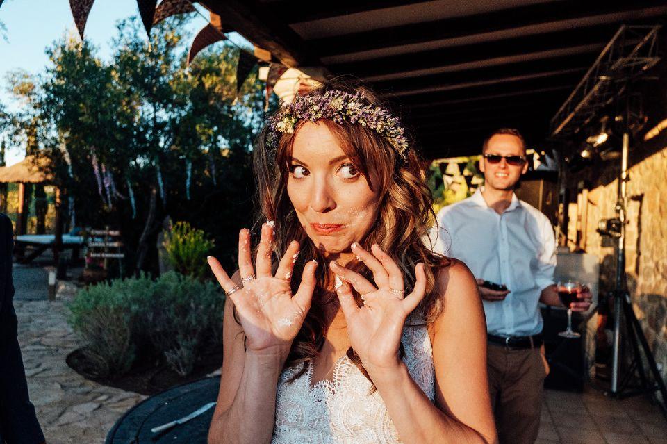 Piggy bride! haha