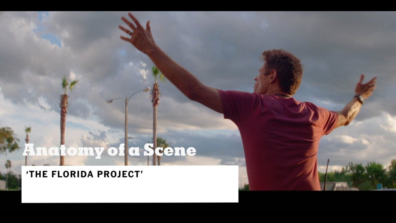 Scene From \'The Florida Project\' | Anatomy of a Scene | Film Making ...