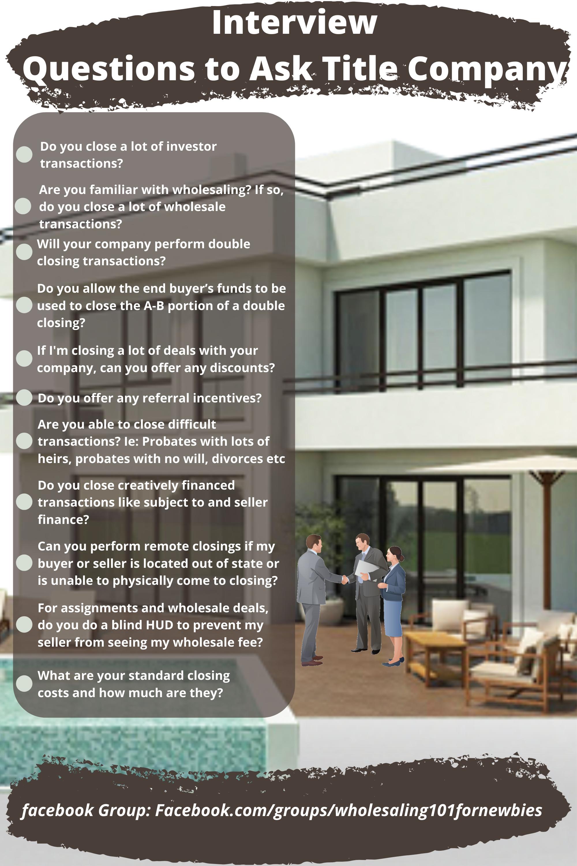 Pin On Wholesaling Real Estate
