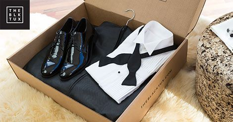 Rent a designer quality tuxedo or suit starting at $95. Huge selection of looks for your event. Free shipping both ways.