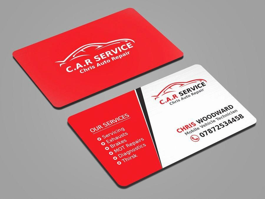 Image Result For Auto Sales Business Card Card Mechanic Auto Repair Car Repair Service
