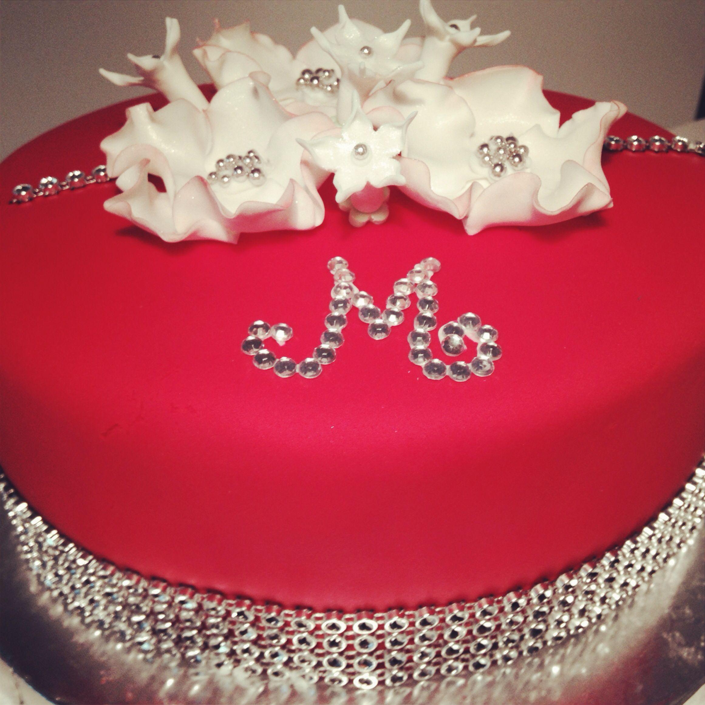 Love My Sparkly Birthday Cake ️