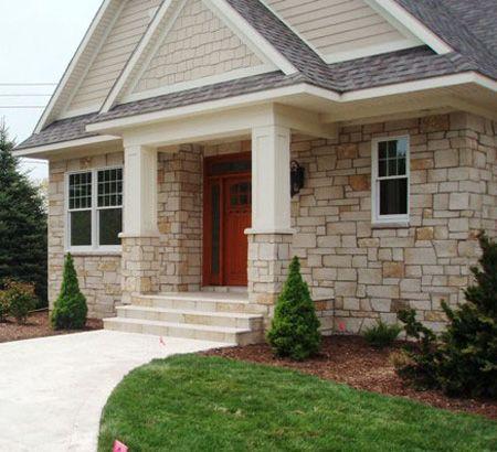 Limestone Home Siding House Paint Exterior Exterior House Colors Limestone House