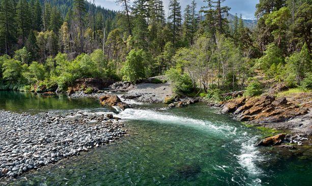 Gold Panning in Oregon   Oregon travel, Blue river oregon ...