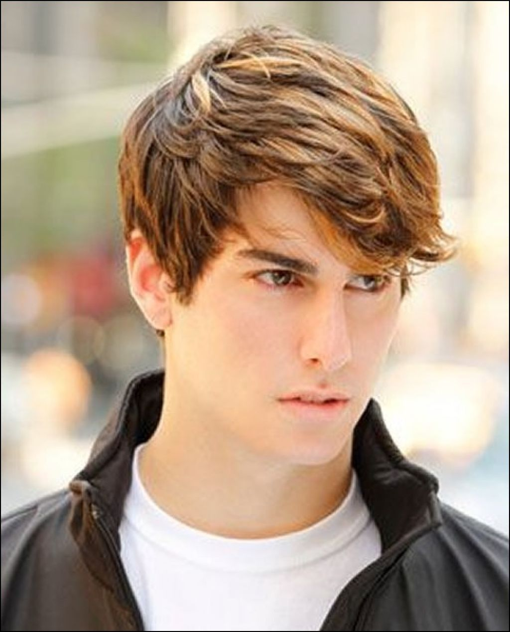Attractive Hairstyles for Teenage Guys | Hairstyles Ideas ...