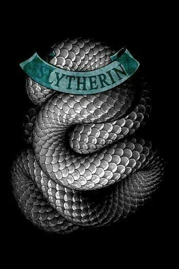 Slytherin Harry Potter World Animierte Bilder Schattenjager