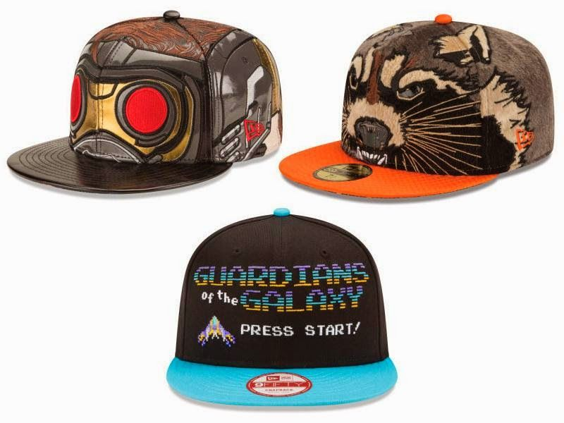 new concept 3d4ed 20eef Marvel x New Era Guardians of the Galaxy Hat Collection