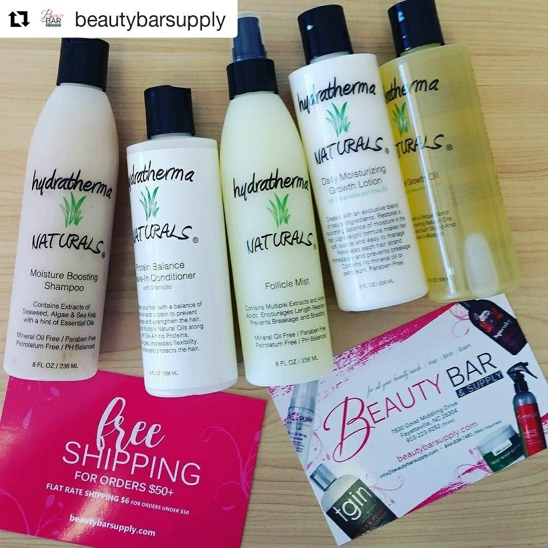 As requested, Hydratherma Naturals products are available at the @beautybarsupply in Fayetteville, NC👏👏👏👏👏 Available in store and online. *BOB 7830 Good Middling Drive Fayetteville, NC 28304  Phone  910-223-9252 by ❤️ Find a retail location near you selling Hydratherma Naturals at www.HydrathermaNaturals.com Repost @beautybarsupply with @repostapp ・・・ Another customer request, @hydratherma is now sold #beautybarsupply 👏👏👏👏 customer service is important to us so we are truly…