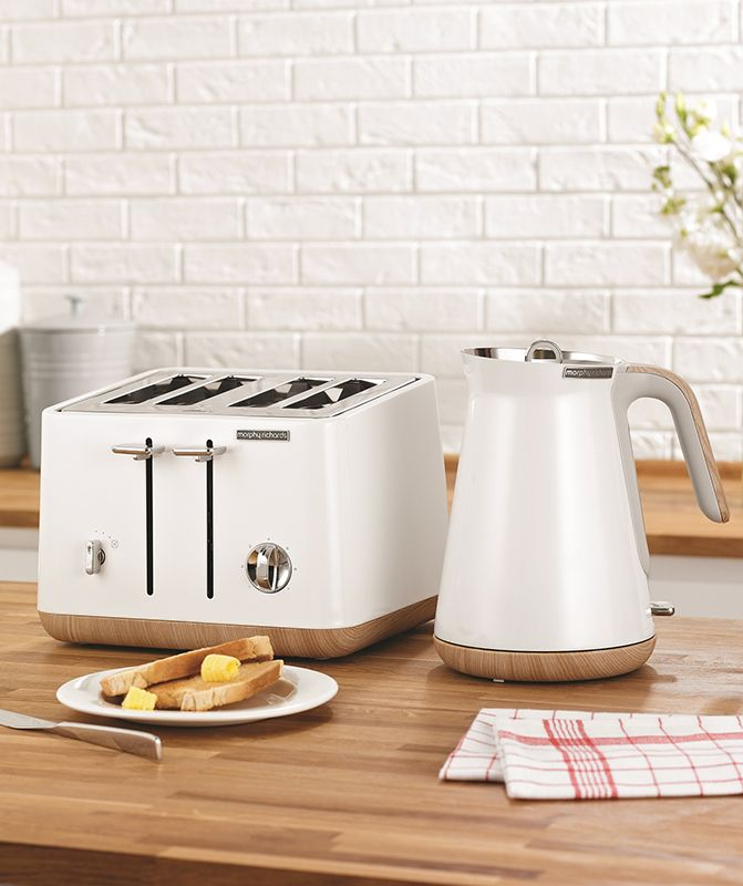 Simple Kitchen Appliances: The New Aspect Collection Of Kettles & Toasters From