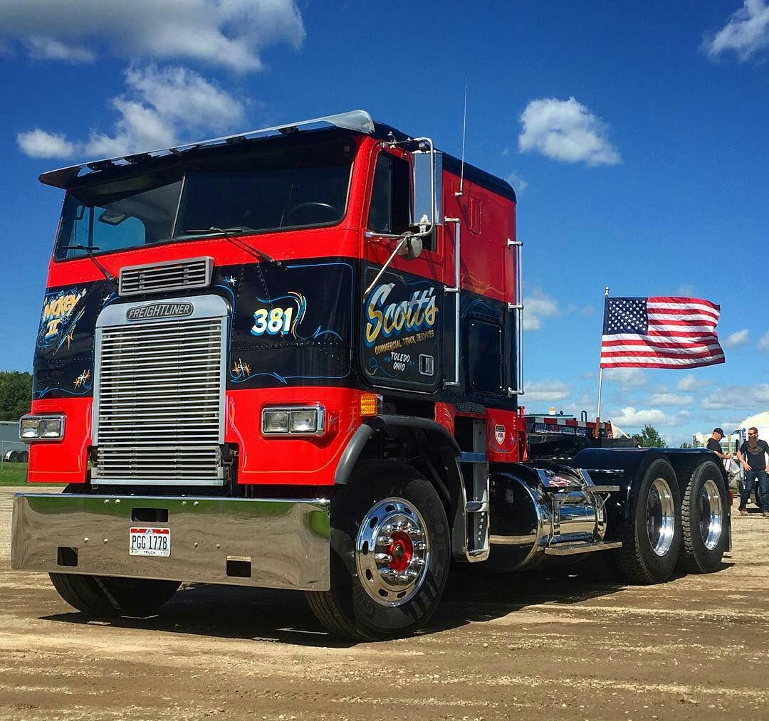 Coe Freightliner Custom Freightliner Trucks Freightliner Kenworth Trucks
