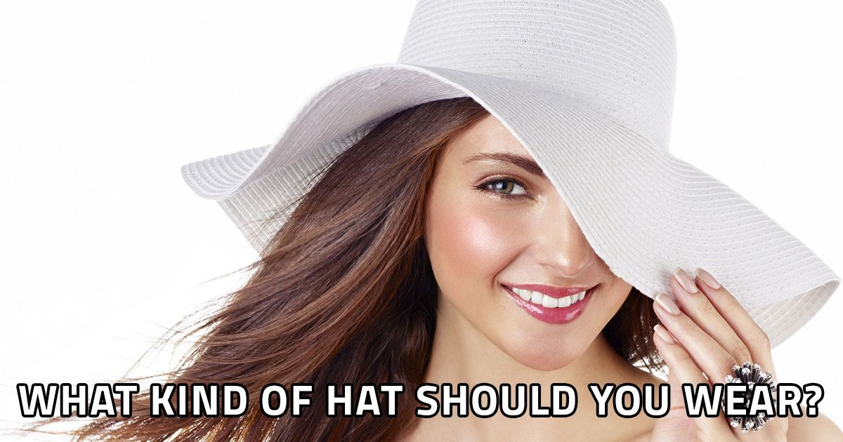 What kind of hat best fits your personality?  Take this test and find out!