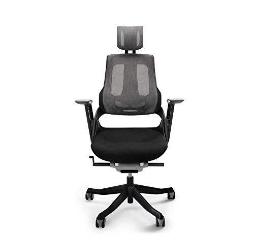 UPLIFT Desk Pursuit Ergonomic Chair (Black) Review