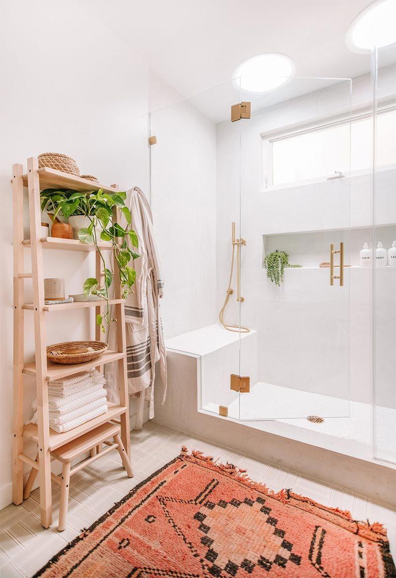 Un baño impecable. O el baño de mis sueños… again