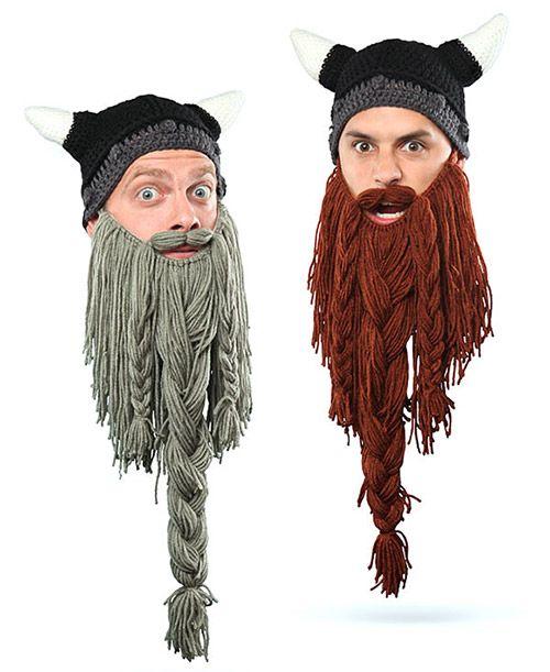 Dwarven Beard Hat... need!