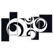 resultado de imagen para cuadros modernos blanco y negro - Cuadros En Blanco Y Negro