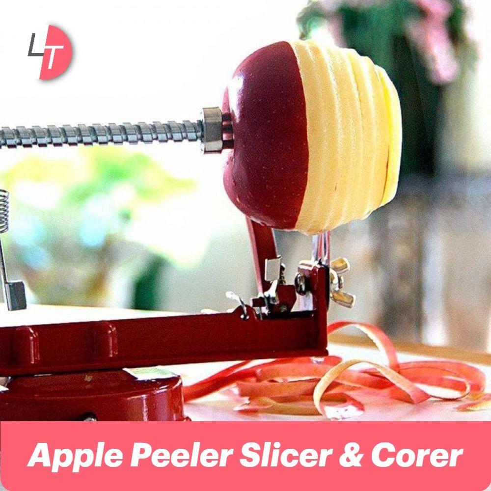 Apple peeler slicer corer in 2020 apple peeler