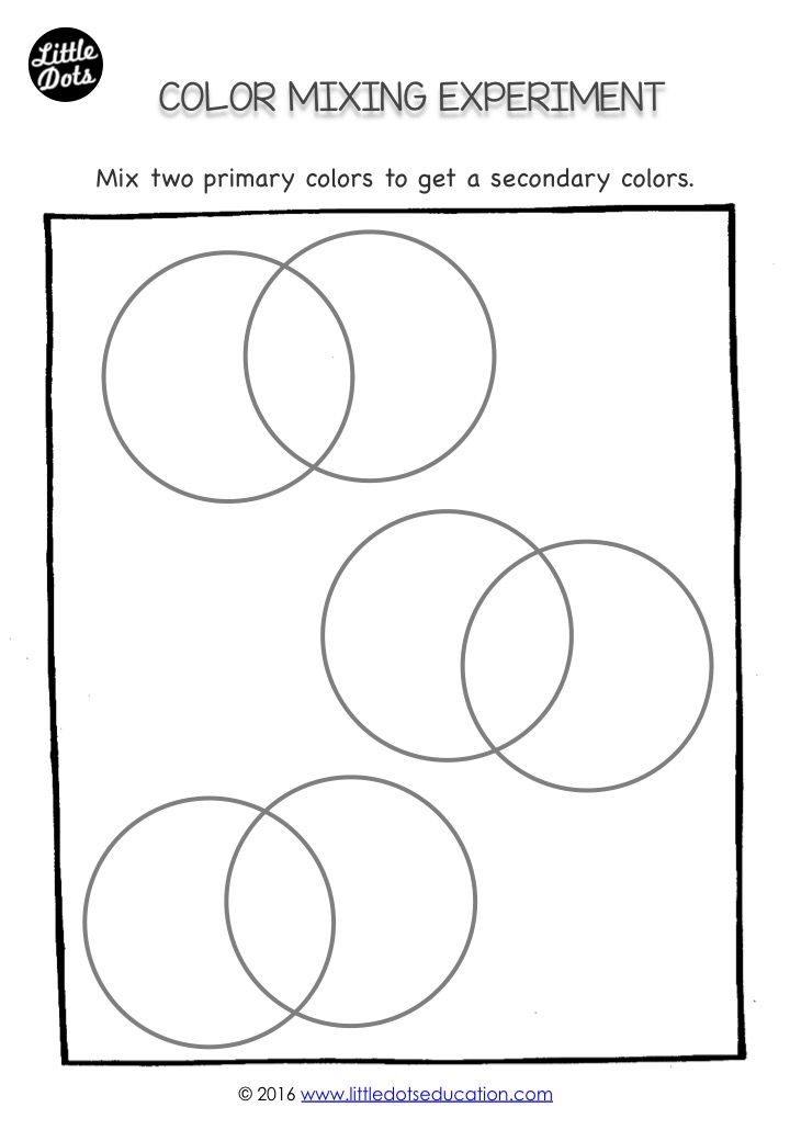 Free shapes matching worksheet for preschool, pre-k or kindergarten ...