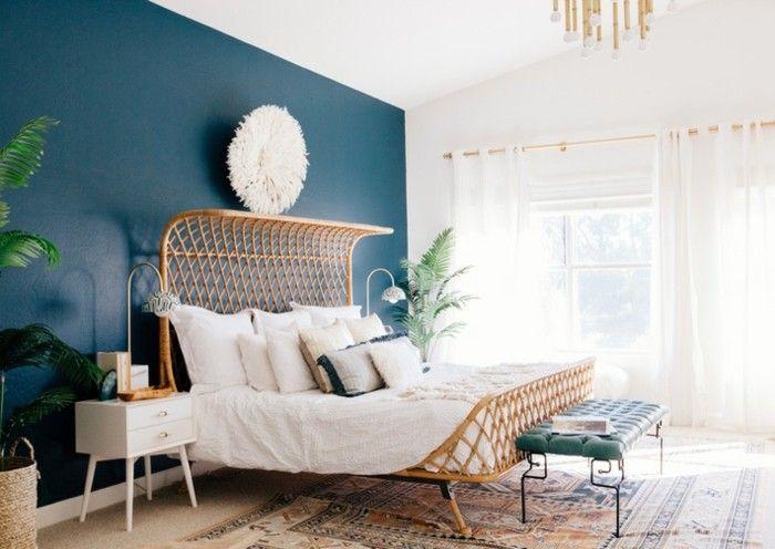 ▷ 1001+ designs stupéfiants pour une chambre turquoise | plafond ... - Plante Verte Pour Chambre A Coucher