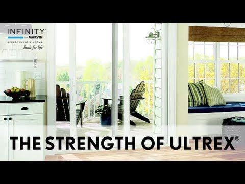 Infinity Windows Made Of Ultrex Fiberglass Local Marvin Windows And Doors Dealer In Duluth Mn Windows And Doors Windows Marvin Windows