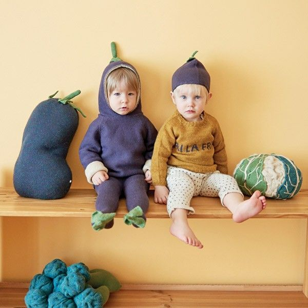 Oeuf Fall 2015 collection #foodlicious Kidswear Kids Fashion FW15 AW15
