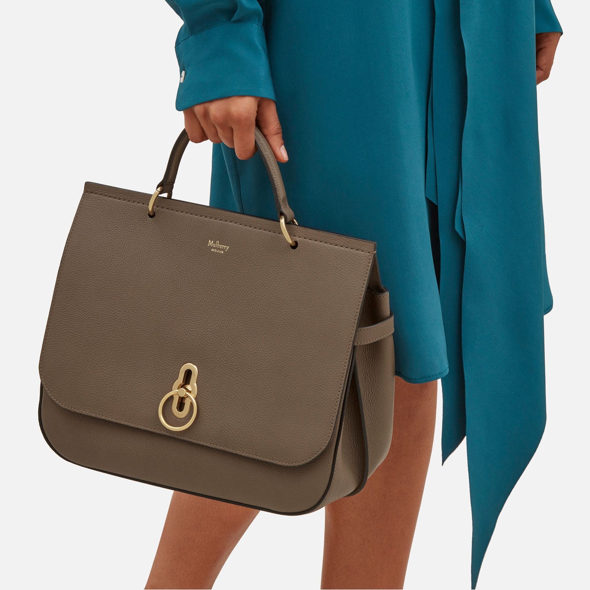 Shop the Amberley in Clay Leather at Mulberry.com. Introducing the Amberley 1c51fde6ae95e