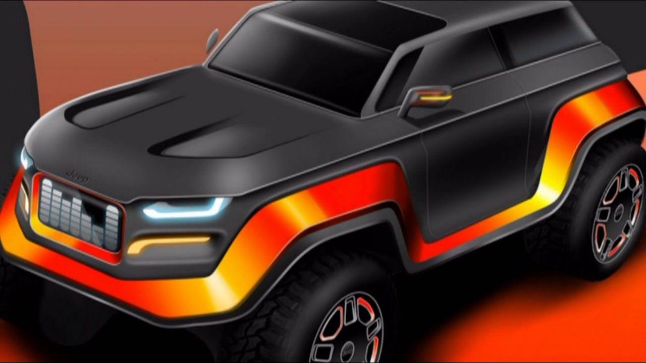 Hot News 2030 Jeep Wrangler Dj Wins 2018 Drive For Design Contest