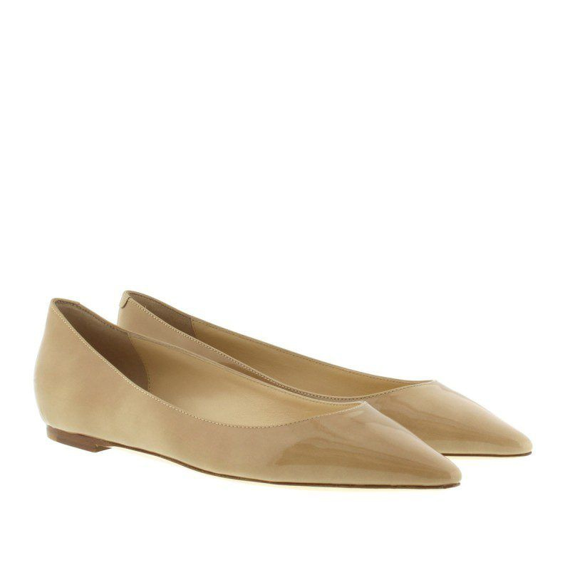 Vanessa flat ballerinas - Nude & Neutrals Jimmy Choo London tTMzpg