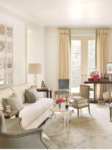 Suzanne Kasler Home Interior Design Room Design Living Room