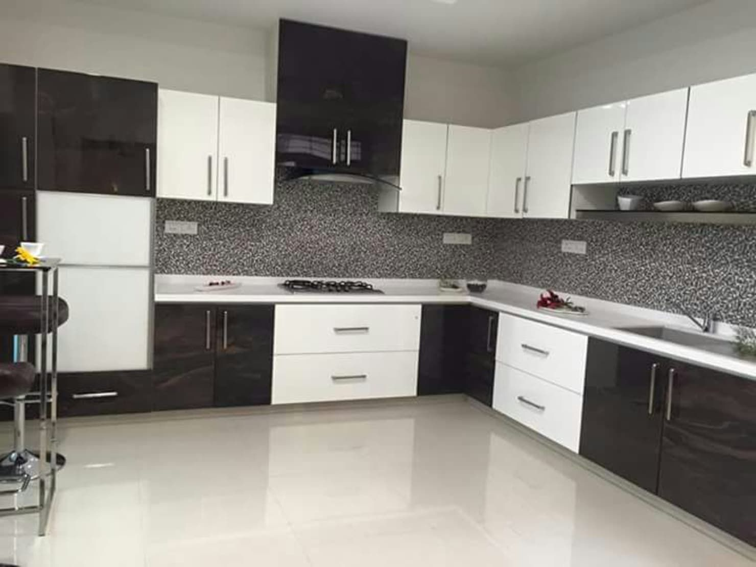 Kitchen cabinets and design woodcraft interior solutions ...