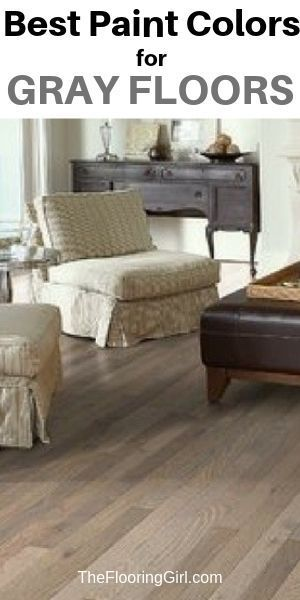Which Paint Colors Go Best With Gray Floors The Flooring Girl Grey Flooring Grey Flooring Living Room Grey Laminate Flooring