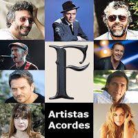 Artistas con F Letras y videos