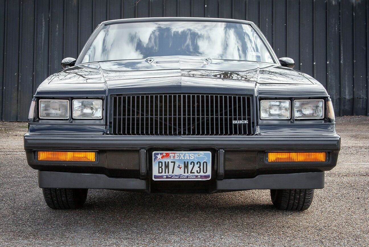 Buick Grand National 1987 For Sale Buick Grand National Grand National 1987 Buick Grand National